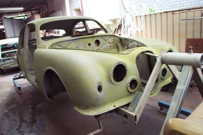 Jaguar-Mark-2-sandblasting-vehicle-rotiserrie-rust-repairs-vehicle-restoration-panel-fabrication-custom-built-classic-cars-automotive-restoration-vintage-car-restoration-auto-rust-autoresto.com.au