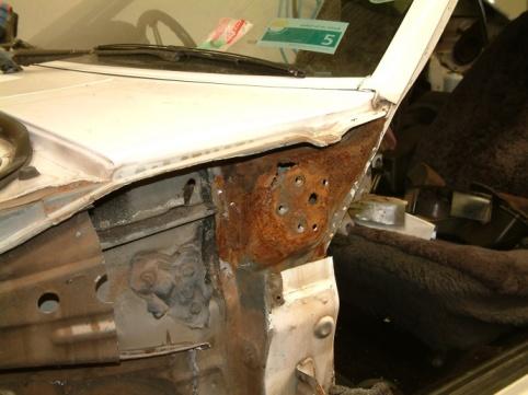 Mazda RX7 – Hinge Restoration – Auto Resto